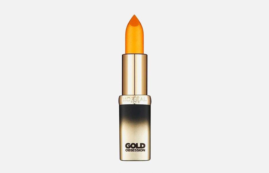Роскошная золотая помада L'Oreal Gold Obsession. Изображение № 1.