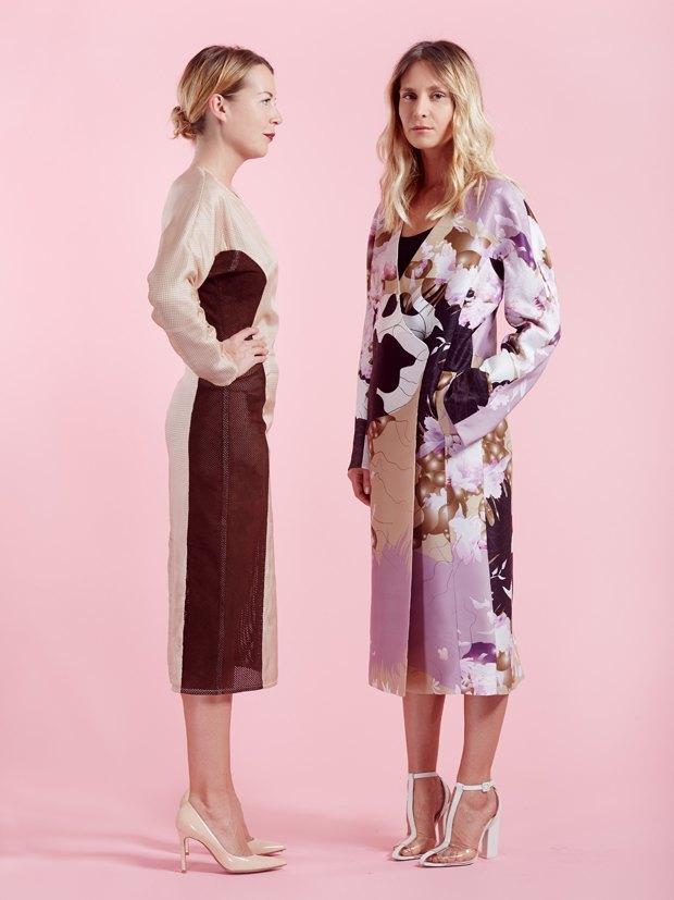 Алиса и Юлия Рубан,  дизайнеры. Изображение № 1.