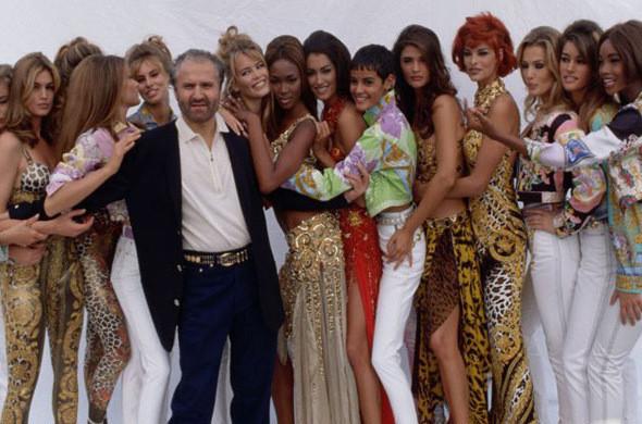 Хронология: Versace. Изображение № 62.