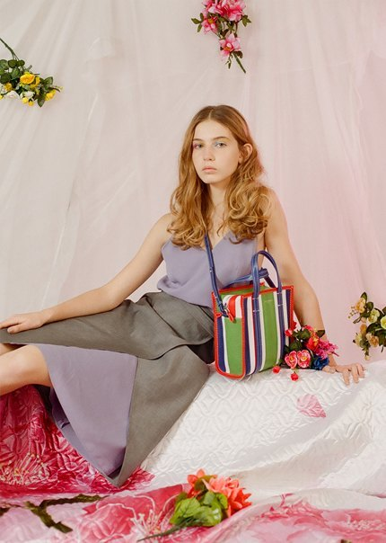 Круизная коллекция Balenciaga в съёмке SVMoscow. Изображение № 10.