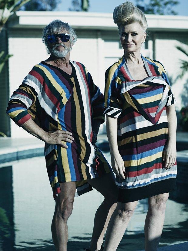 Реальные люди в модных рекламных кампаниях. Изображение № 6.