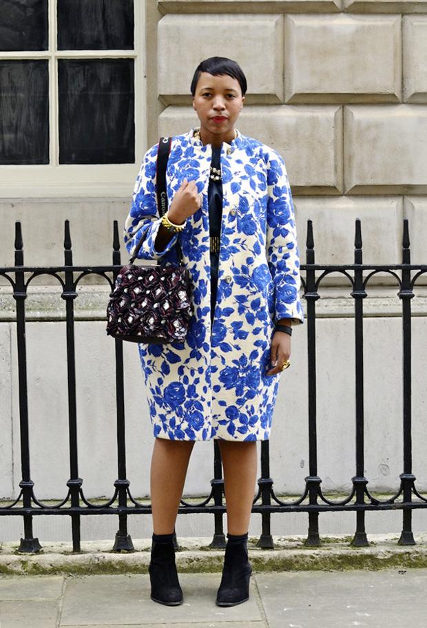 Streetstyle: Неделя моды в Лондоне, часть 2. Изображение № 32.