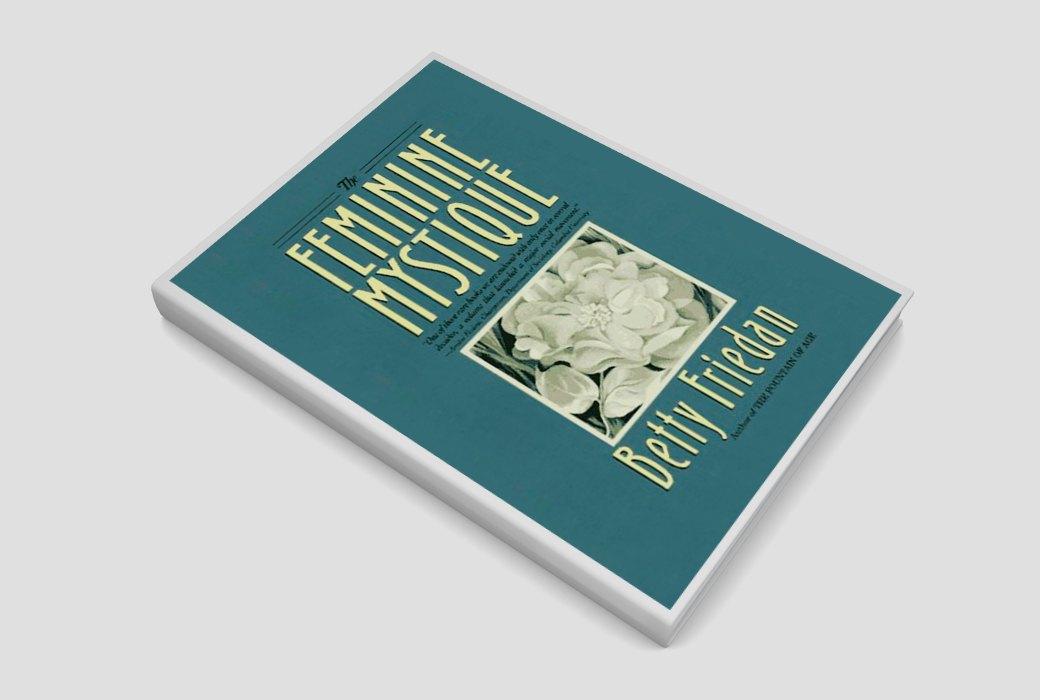 5 важных книг  о роли женщины  до XXI века. Изображение № 3.