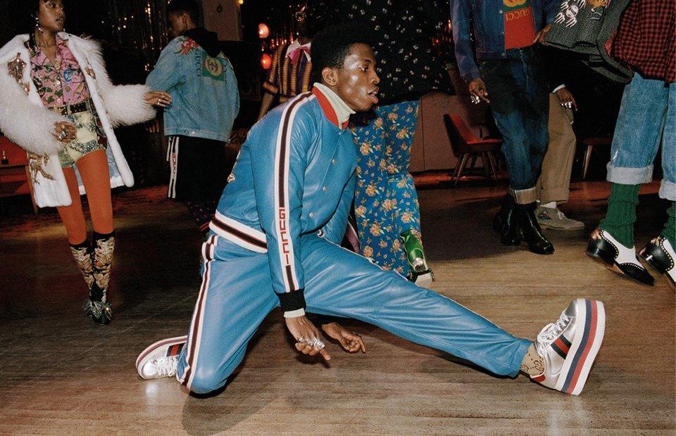 Танцуют все: Кампания Gucci, вдохновлённая 60-ми. Изображение № 22.