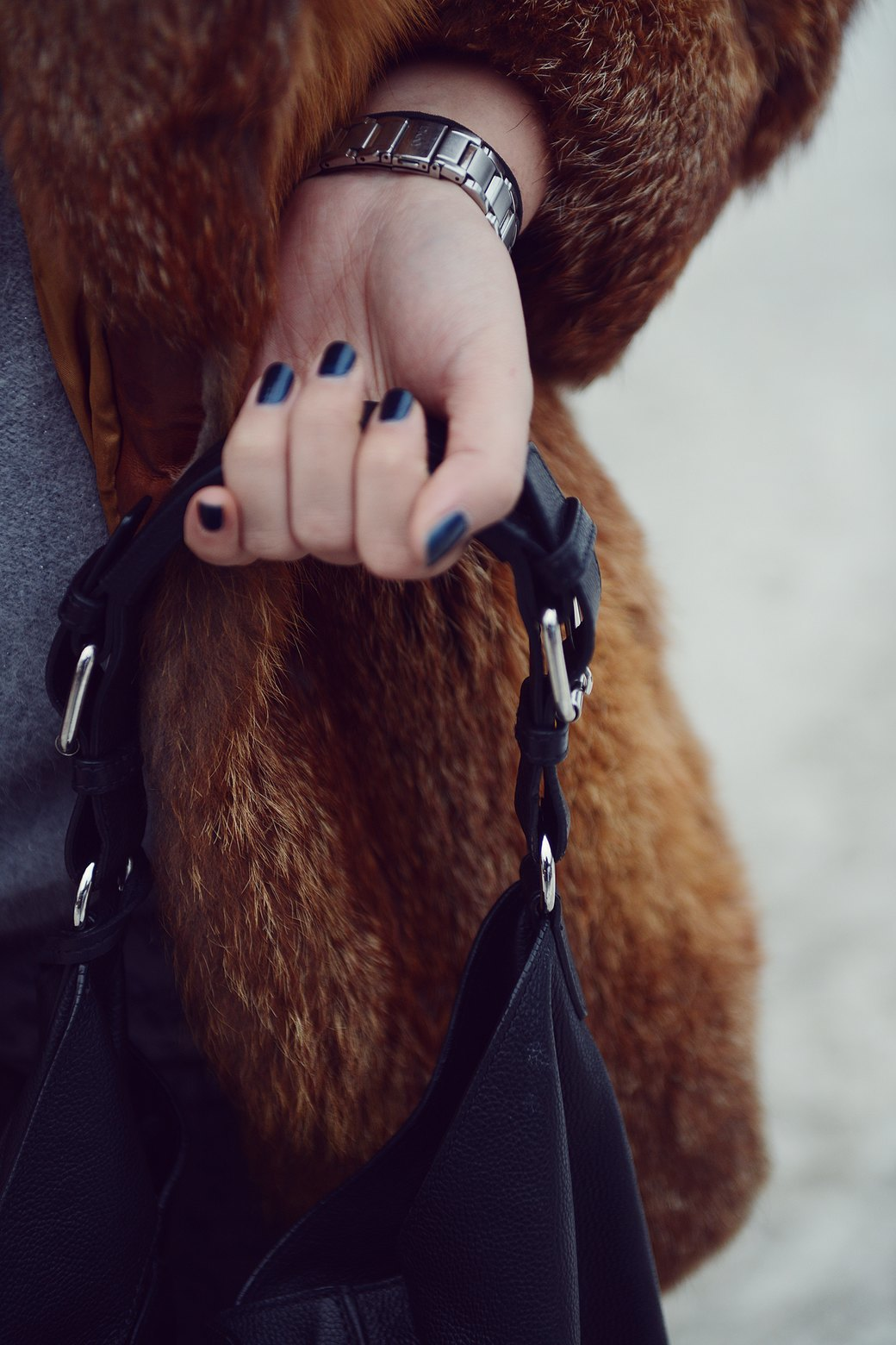 Шубы и горох на Stockholm Fashion Week. Изображение № 42.
