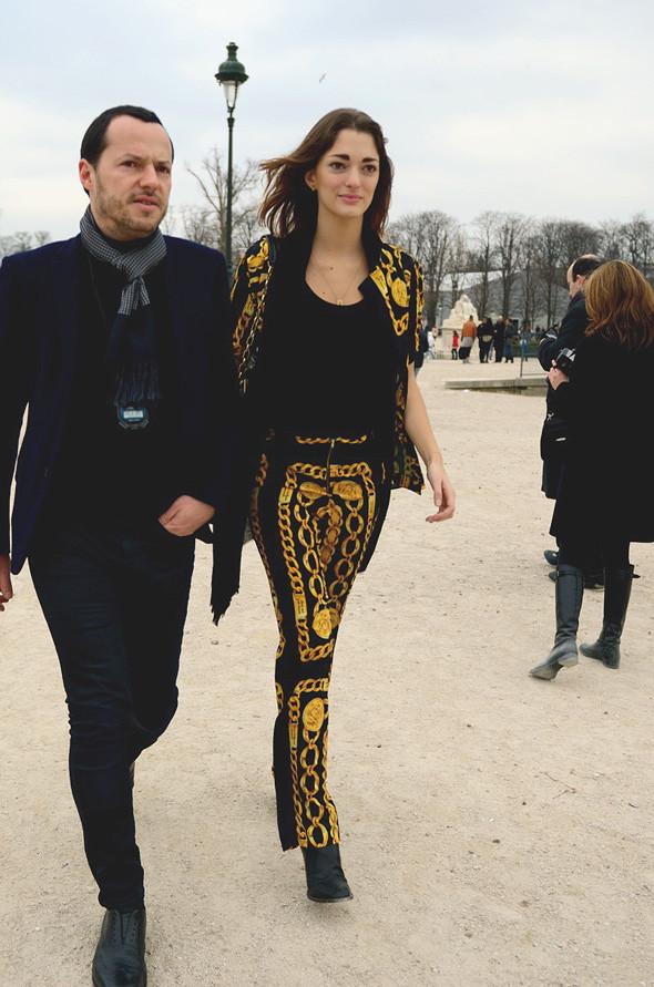 Неделя моды в Париже: Streetstyle. Изображение № 27.