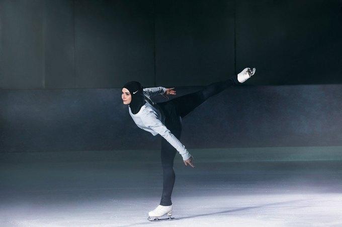 Nike выпустят хиджаб  для тренировок. Изображение № 1.