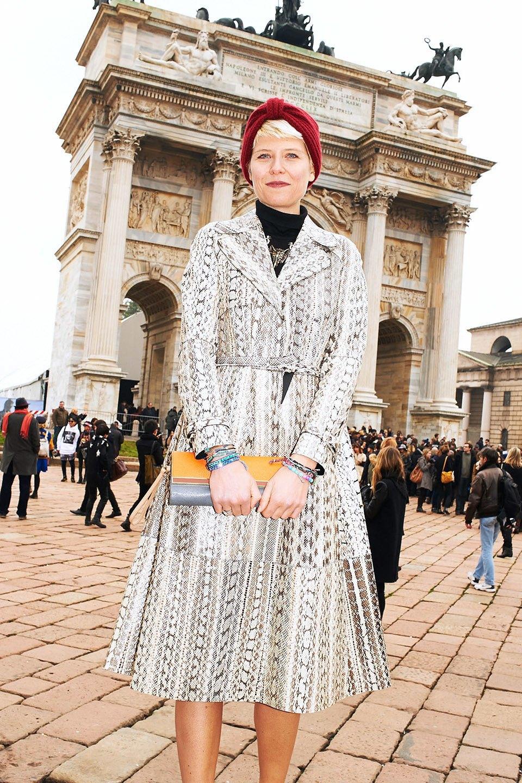 Стритстайл: Неделя моды в Милане,  часть III. Изображение № 24.