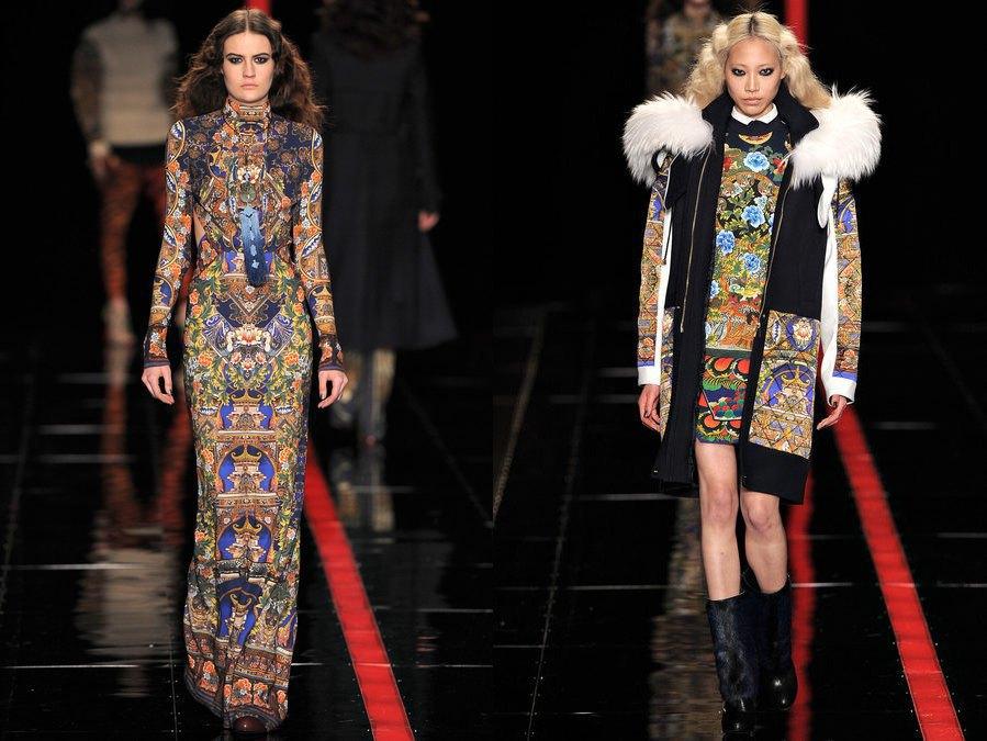 Неделя моды в Милане:  День 2. Изображение № 13.