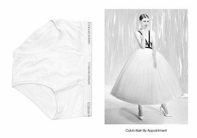 Милли Бобби Браун снялась в кампании Calvin Klein. Изображение № 3.