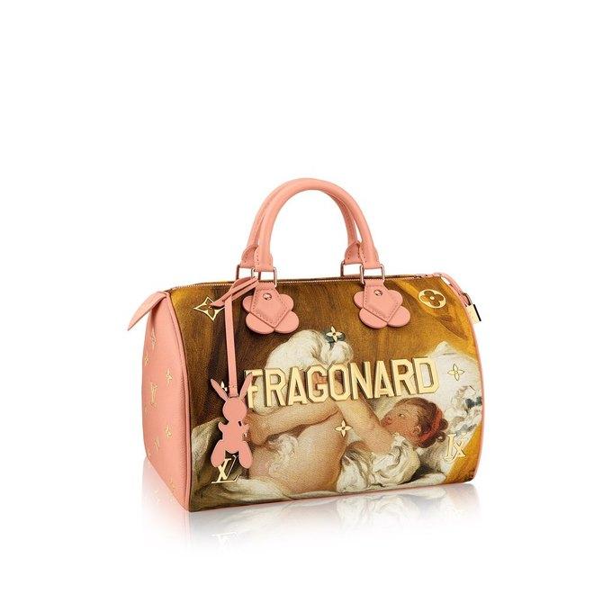 Джефф Кунс создал коллекцию сумок для Louis Vuitton. Изображение № 1.