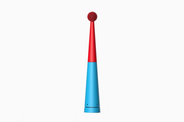 Музыкальная зубная щётка Benjamin Brush. Изображение № 4.
