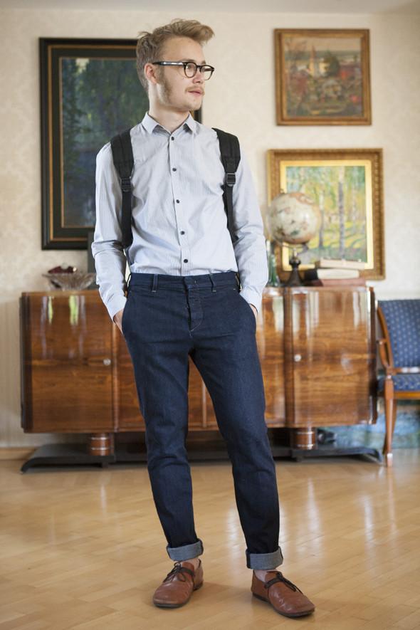 Петя Поляков, редактор Royal Cheese, сооснователь Moovler.com . Изображение № 34.