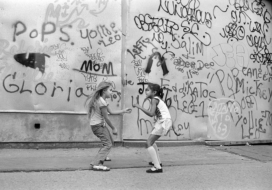 Легенда фотожурналистики Марта Купер о 80-х, граффити и покемонах. Изображение № 3.