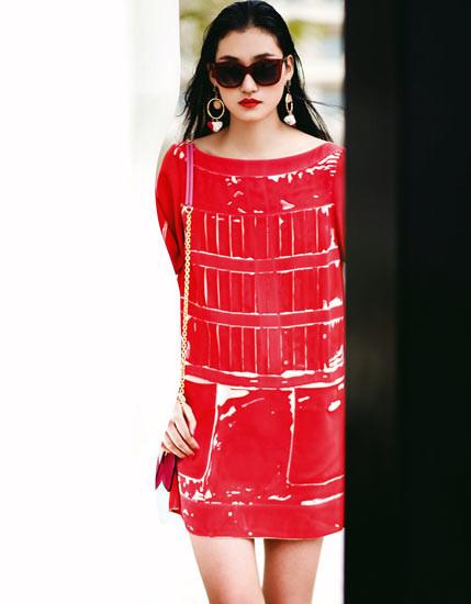 Новые лица: Лина Чжан, модель. Изображение № 16.
