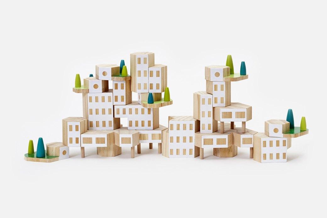 Дизайнерский конструктор Blockitecture. Изображение № 2.