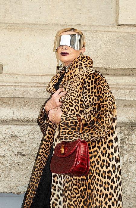 Стритстайл: Неделя моды в Милане,  часть II. Изображение № 28.