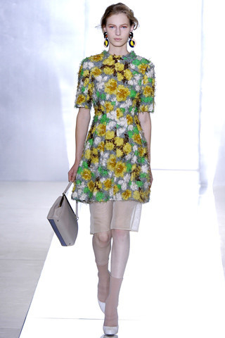 Milan Fashion Week: Показ Marni SS 2012. Изображение № 13.