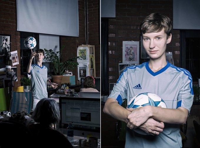adidas помогут любительскому женскому футболу в России. Изображение № 5.