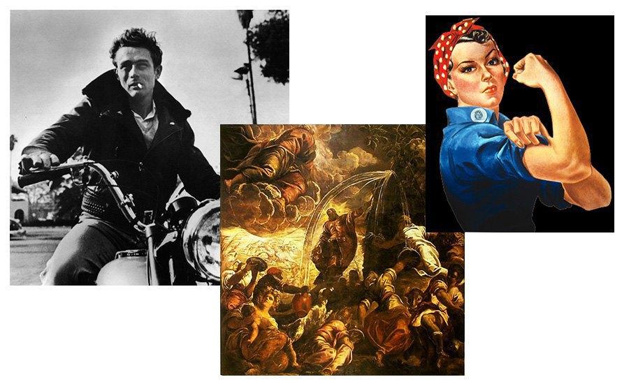 Байкеры, Сильные женщины, Ренессанс . Изображение № 8.