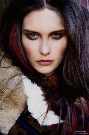 Новые лица: Шарлотта Виггинс. Изображение № 26.