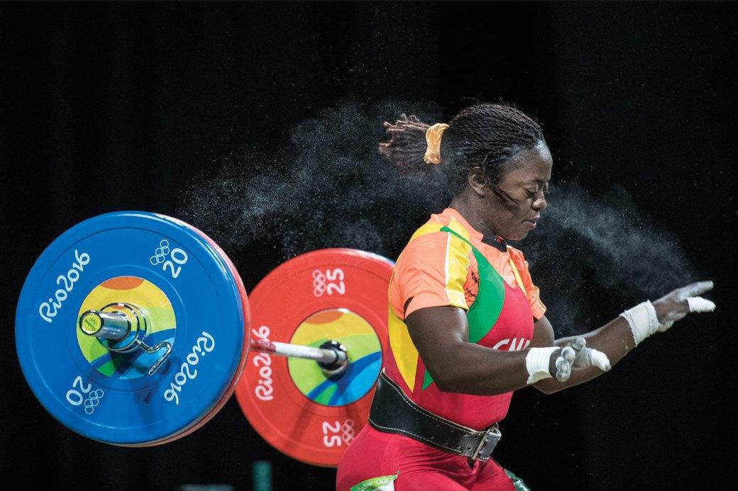 Культура тела:  Есть ли место бодипозитиву в спорте. Изображение № 2.