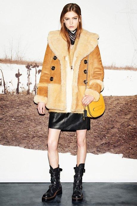 Что носить зимой:  10 модных образов  для холодной погоды. Изображение № 17.