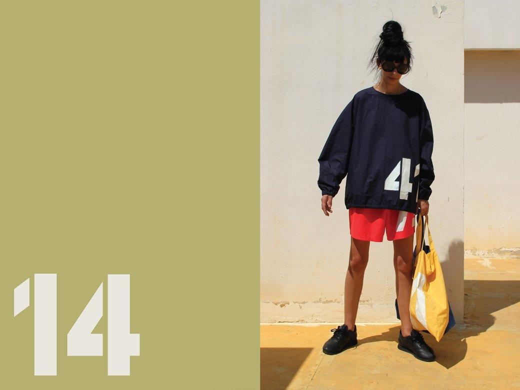 34-я, весенне-летняя коллекция Nina Donis. Изображение № 18.