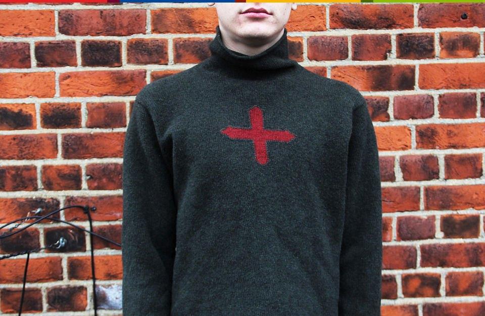 Война и мир: Студент Saint Martins о своей коллекции милитари-одежды. Изображение № 7.
