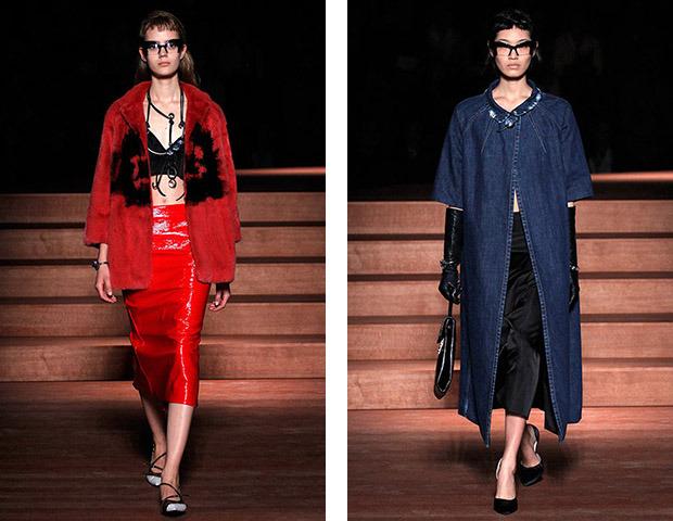 Парижская неделя моды: Показы Louis Vuitton, Miu Miu, Elie Saab. Изображение № 14.