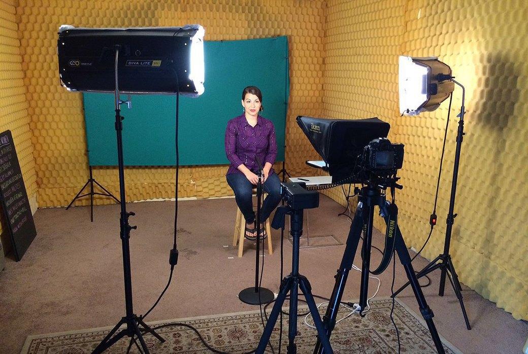 Медиакритик Анита Саркисян и крестовый поход против видеоигр. Изображение № 1.