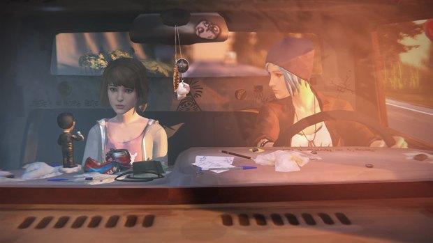 «Life is Strange»:  Чем подкупает видеоигра длиной в год. Изображение № 3.