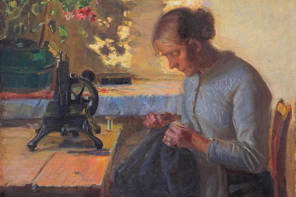 Моё шитьё: Феминистское искусство и «женские» хобби. Изображение № 1.