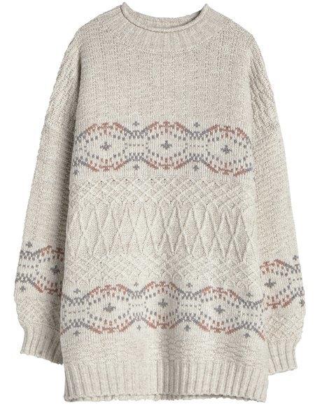 «Уродливые» свитера для Нового года: От простых до роскошных. Изображение № 10.