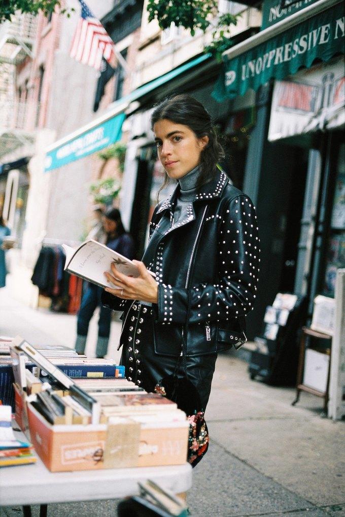 Леандра Медин провела экскурсию по Нью-Йорку  в фильме Mango. Изображение № 9.