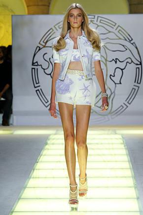 Versace SS 2012 . Изображение № 80.