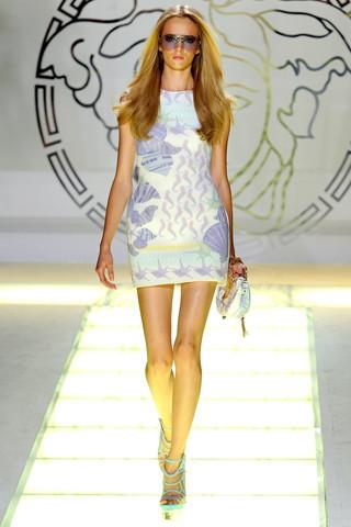 Milan Fashion Week: показ Versace SS 2012. Изображение № 16.
