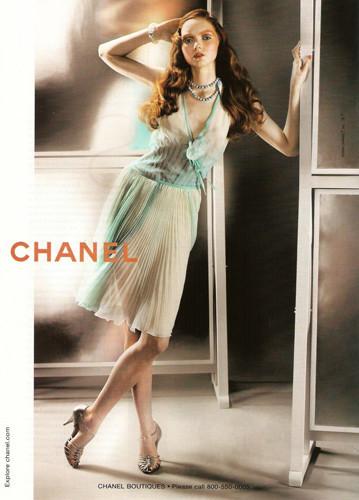 Фантастическая миссис Фокс: 8 моделей с рыжими волосами. Изображение № 15.