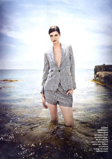 Новые лица: Манон Лелу, модель. Изображение № 23.