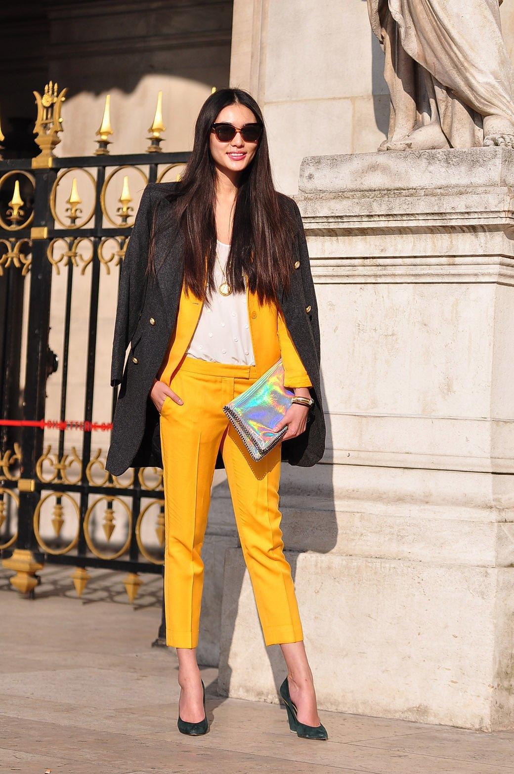 Гости Парижской недели моды FW13, часть 2. Изображение № 16.
