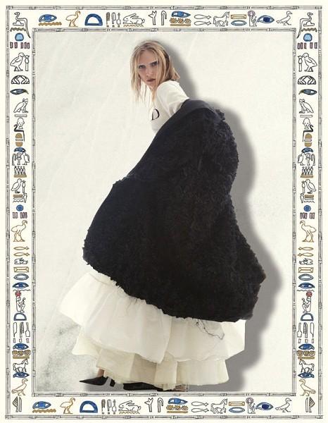 Композитки пяти модельных агентств к Нью-Йоркской неделе моды. Изображение № 52.