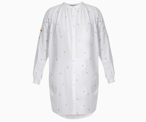 Надел и пошёл: 10 платьев-рубашек от простых до роскошных. Изображение № 2.