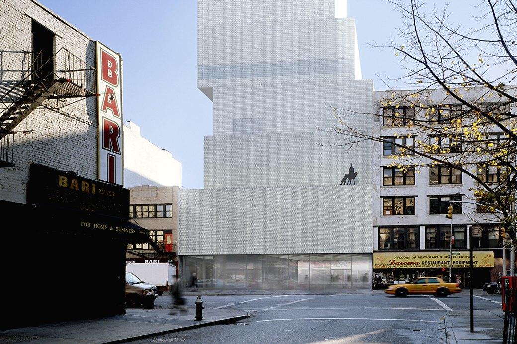 10 впечатляющих музеев современного искусства. Изображение № 6.