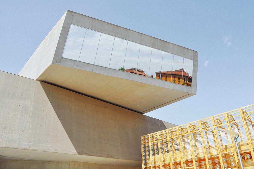 10 впечатляющих музеев современного искусства. Изображение № 7.