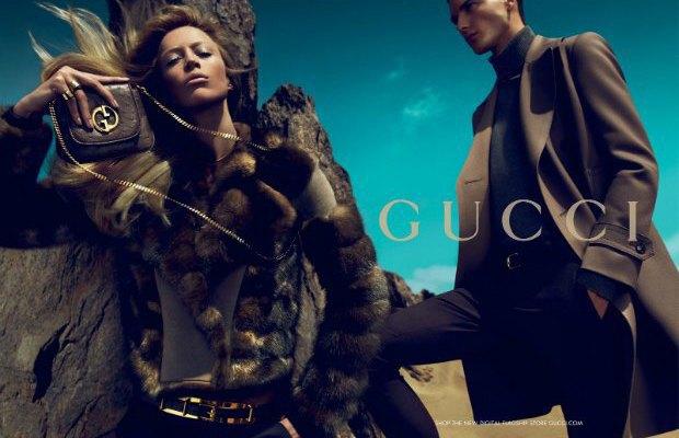 Рекламная кампания Gucci осень-зима — 2010/2011. Изображение № 39.