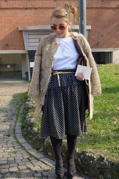 Изображение 3. Milan Fashion Week: день третий – луки.. Изображение № 18.