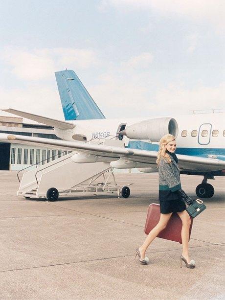 Одеться в полёт: Почему нет комфортного стиля «для аэропортов». Изображение № 3.