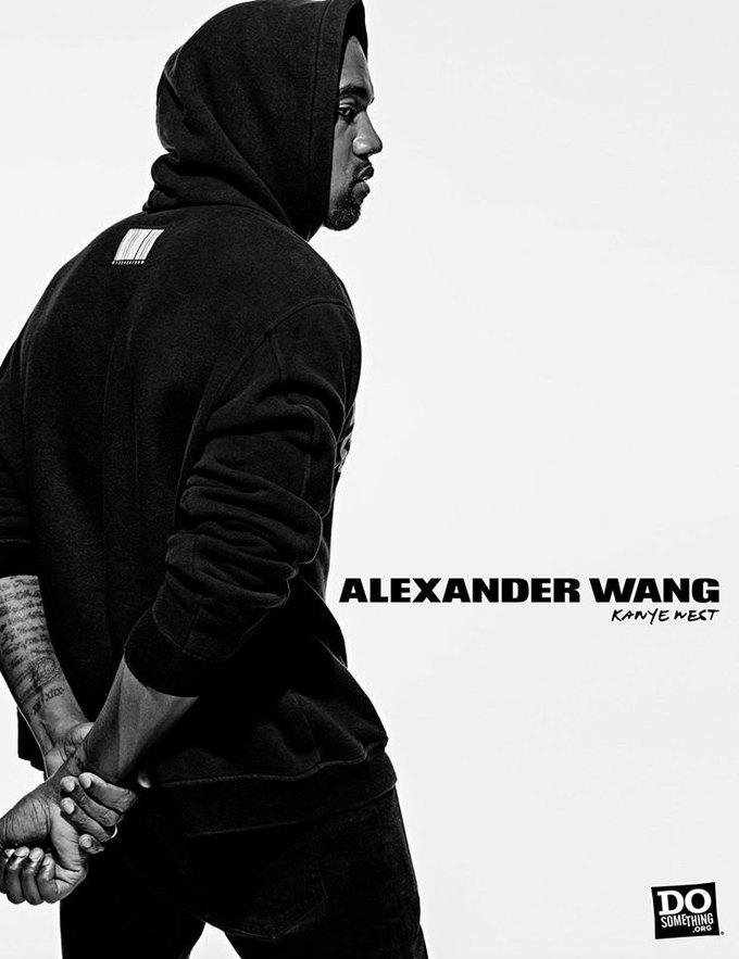 В новой рекламной кампании Alexander Wang снялись 37 звезд. Изображение № 21.