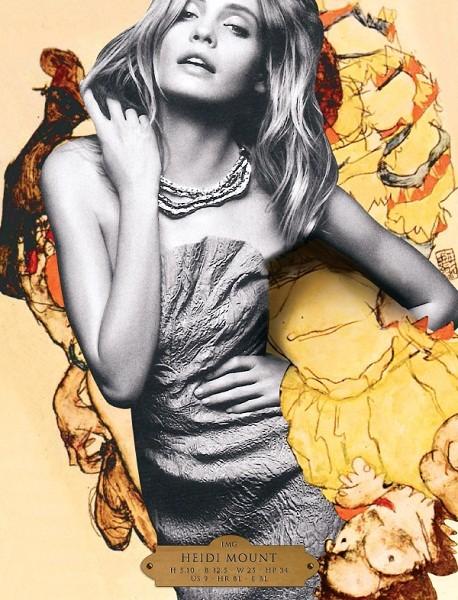 Композитки пяти модельных агентств к Нью-Йоркской неделе моды. Изображение № 85.