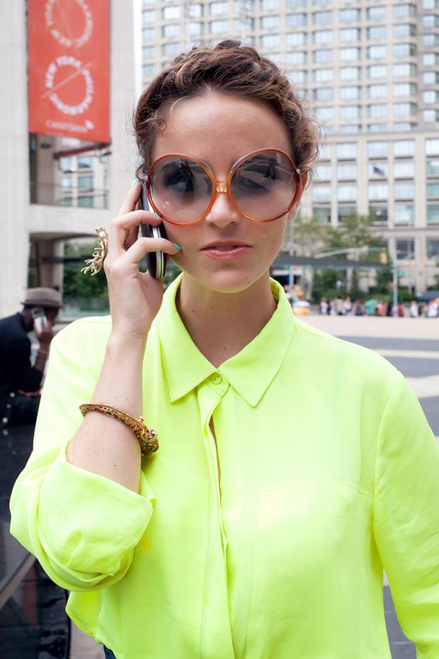Неделя моды в Нью-Йорке. Изображение № 1.